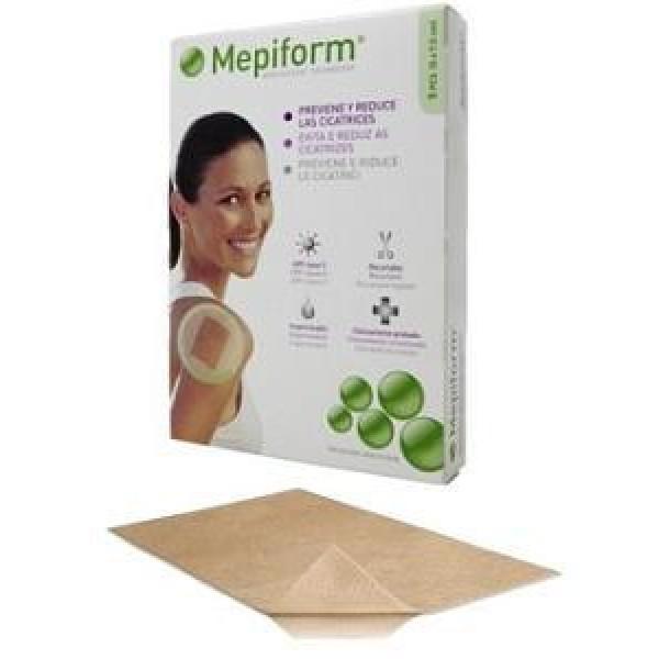 MEPIFORM Med.Cicatr. 5x7,5 5pz