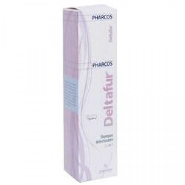 PHARCOS DELTAFUR Shampoo 125ml