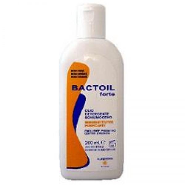 BACTOIL Fte Olio Det.Sch.200ml
