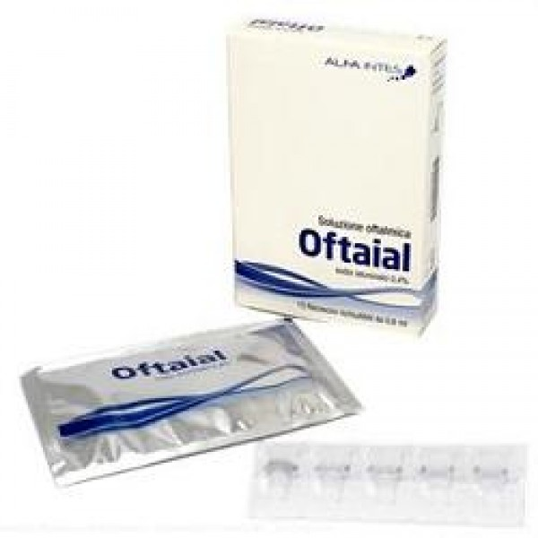 OFTAIAL Sol.Oft.15fl.0,6ml