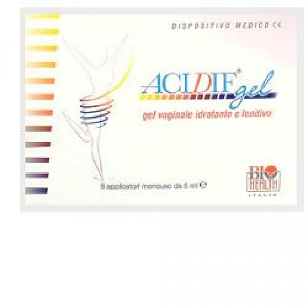 ACIDIF Gel Vaginale 5 Applicatori 5 ml