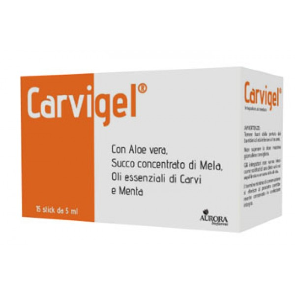 CARVIGEL 15 Oral Stick 5ml