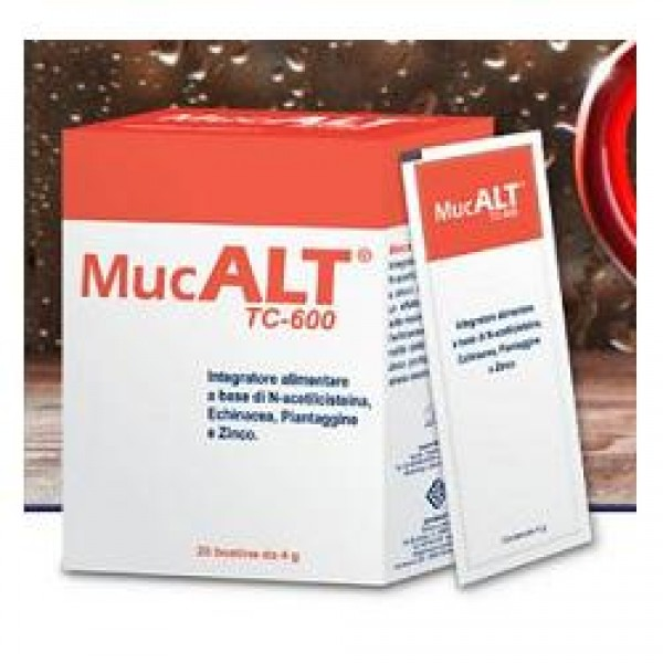 MUCALT TC*600 20 Bust.4g