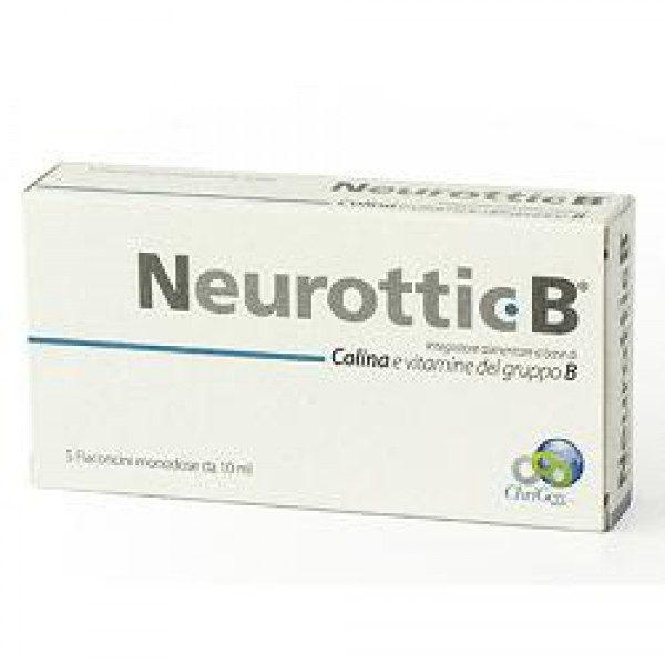 NEUROTTIC B 5 flaconcini 10ml
