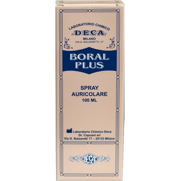 BORAL Spray Plus Auric.100ml