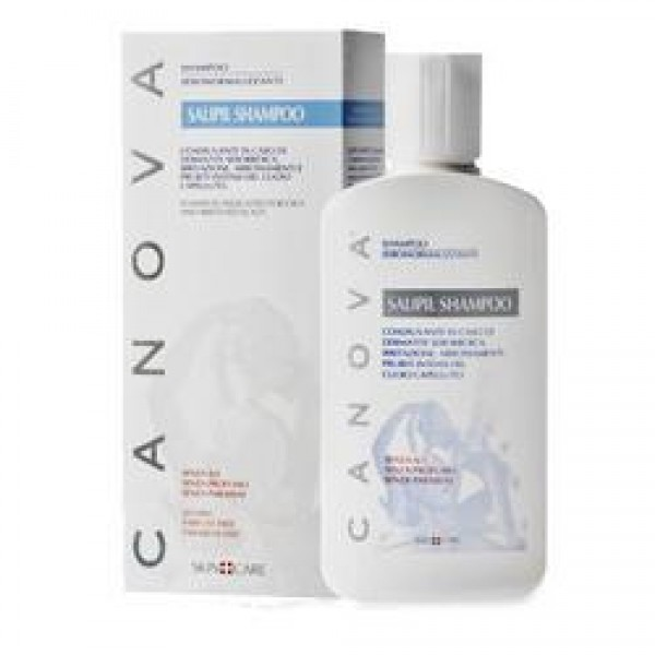 CANOVA SALIPIL DS Shampoo125ml