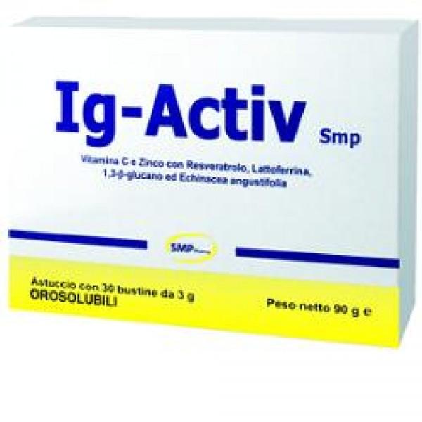 IG ACTIV 30 Bust.3g