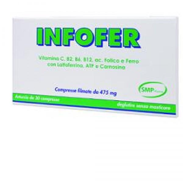 INFOFER 30 Cpr 685mg
