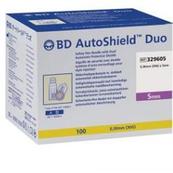 BD Ago Autoshield Duo 30g 5mm