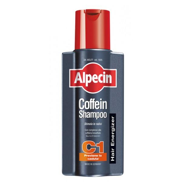 ALPECIN  C1 Shampoo alla Caffeina 250 ml