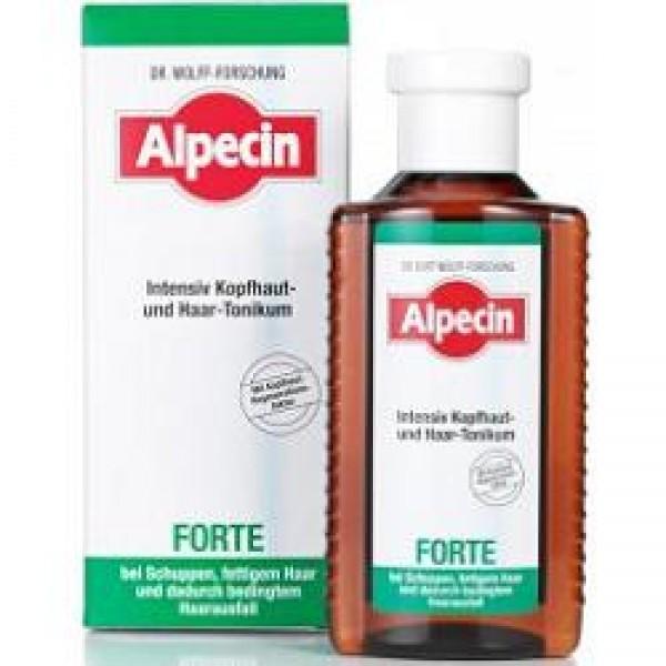 ALPECIN Forte Tonico Intensivo Antiforfo...