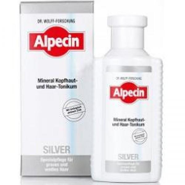ALPECIN Silver Tonico Minerale 200ml