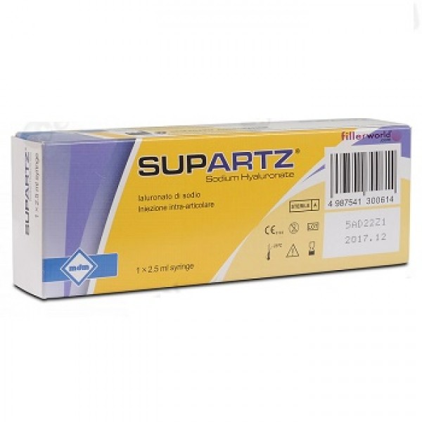 SUPARTZ 1 Siringa Intra-articolare 2,5ml
