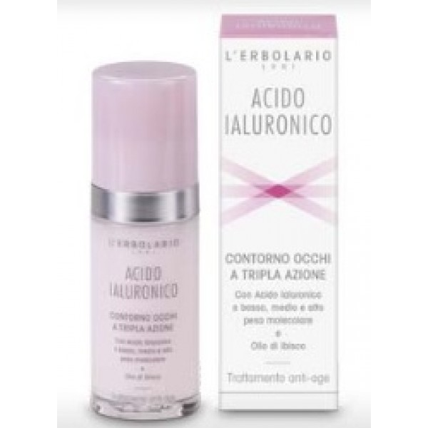 Acido Ialuronico Contorno Occhi 30 ml