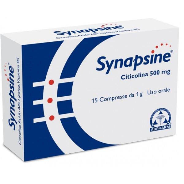 SYNAPSINE 15 Compresse