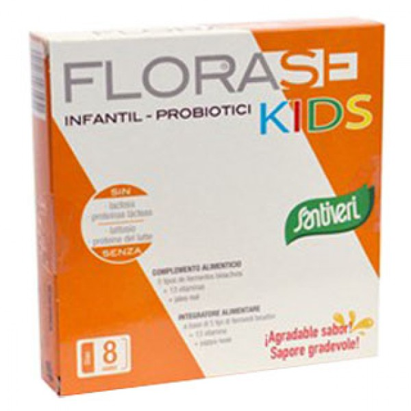 Kids Florase 8f 10ml