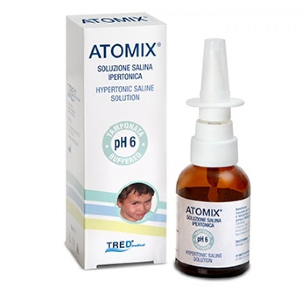 ATOMIX Sol.Salina Ipert.30ml