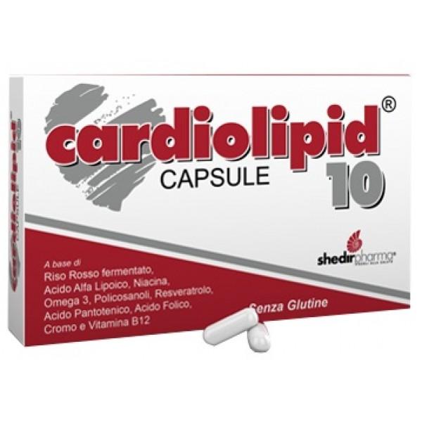 Cardiolipid 10 - Integratore per il bene...