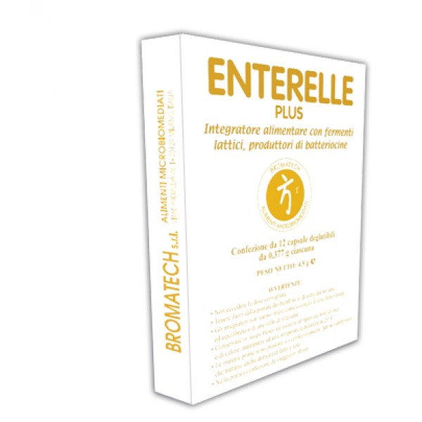Enterelle Plus - Integratore alimentare ...