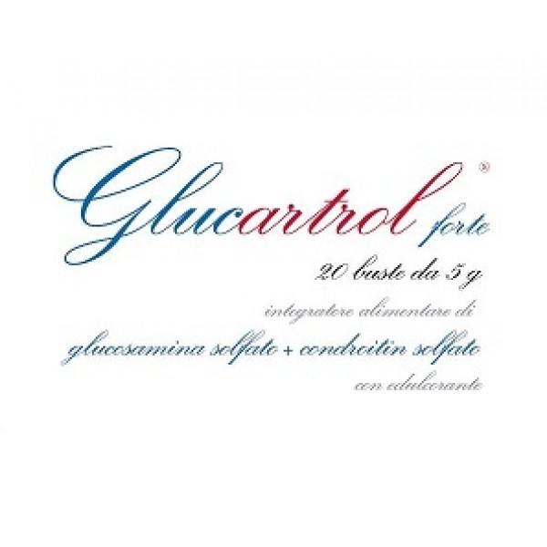 GLUCARTROL Forte 20 Bust.