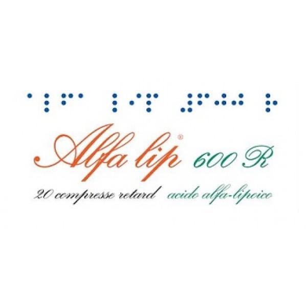 ALFA LIP 600 R 20 Cpr