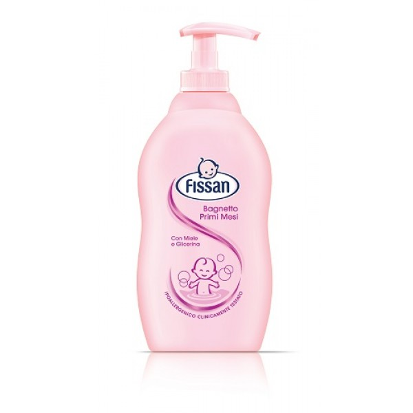 FISSAN BABY Bagno P.M.400ml