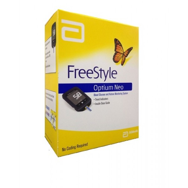 FREESTYLE Optium Neo Misurat.
