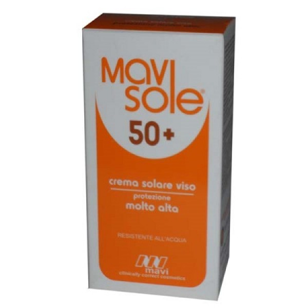 MAVISOLE Crema Viso 50+ 60ml