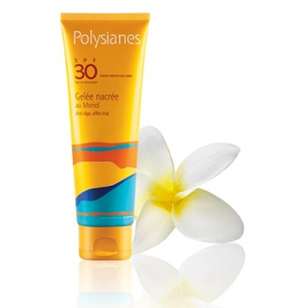 Les Polysianes Gel Madreperlato SPF 30 P...