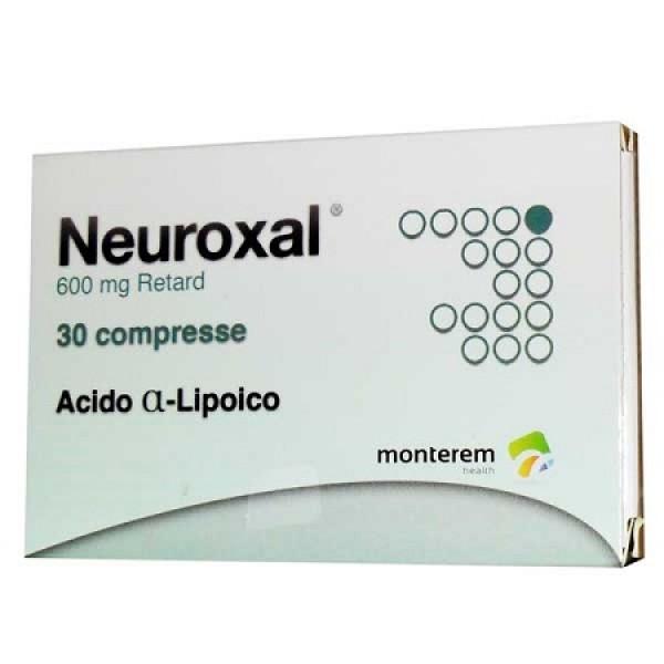 NEUROXAL 30 Cpr Retard