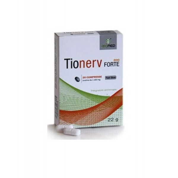 TIONERV Forte 20 Cpr