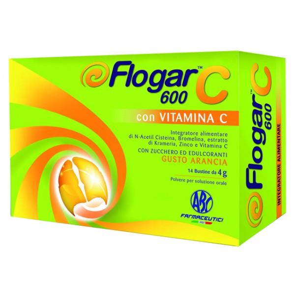 FLOGAR*C 600 14 Bust.4g