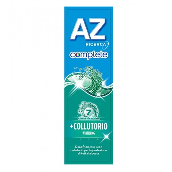 AZ Complete Whit+ Collut.75ml