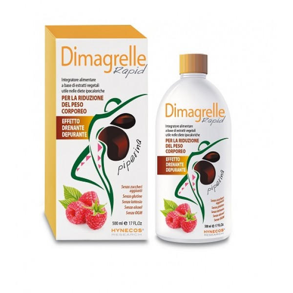 DIMAGRELLE Rapid Piperina500ml