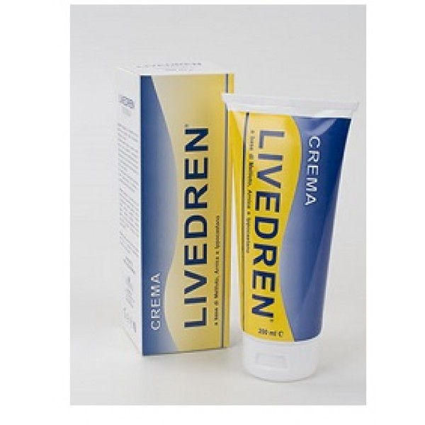 LIVEDREN Crema 200ml
