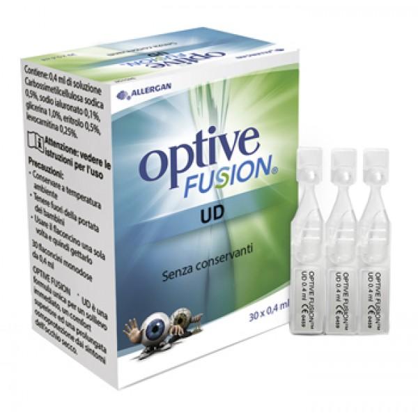 OPTIVE Fusion UD Gocce Oculari 30 flacon...