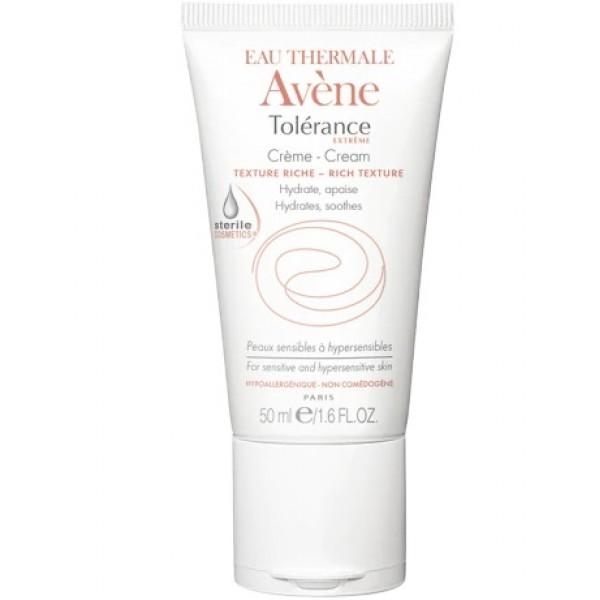 Eau Thermale Avene Tolerance Extreme Crema Cosmetica Sterile 50 ml