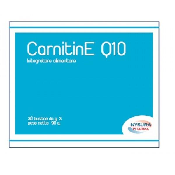 CARNITINE Q10 30 Bust.