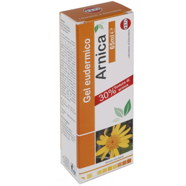 ARNICA Gel Euderm.30% 65ml KOS
