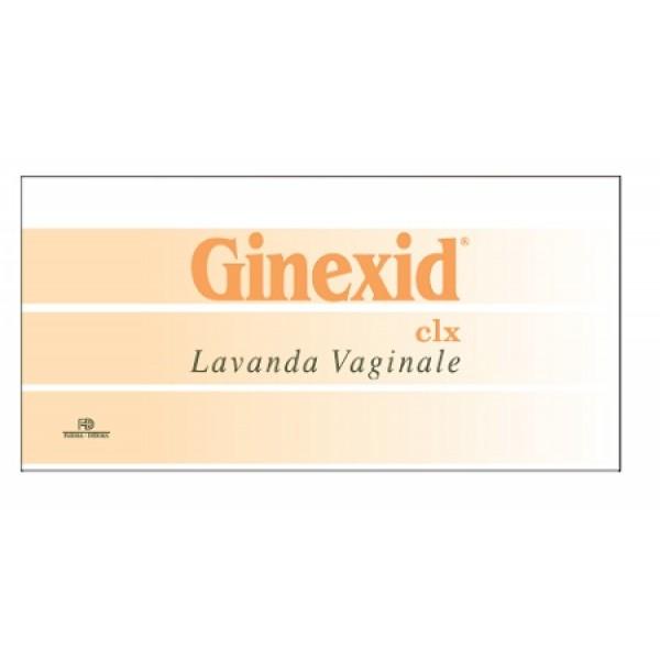 GINEXID Lavanda Vaginale 5 flaconi 100 m...