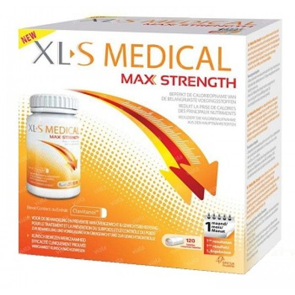 Xls Medical Max Strength Promo