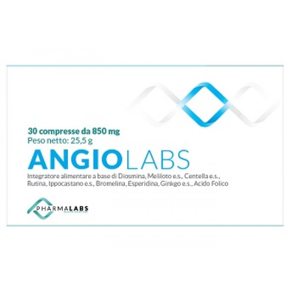 ANGIOLABS 30 Cpr