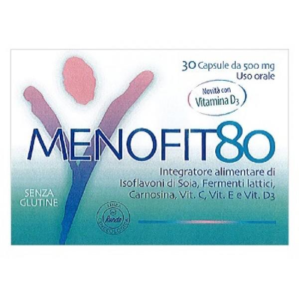 MENOFIT*80 450mg 20 Cps