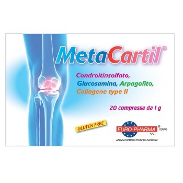 METACARTIL 20 Cpr 1g