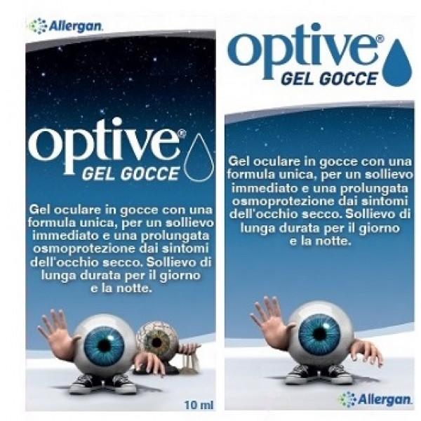 OPTIVE Gel Gocce Oculari 10 ml