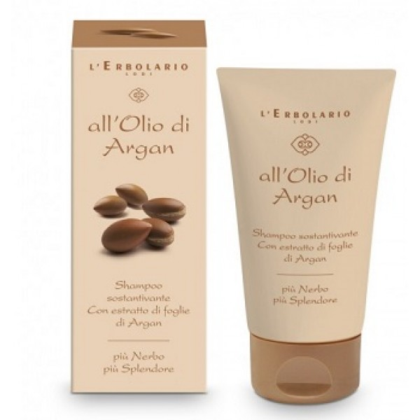 All'Olio di Argan Shampoo Sostantivante ...