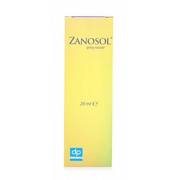 ZANOSOL Spray Nasale 20ml
