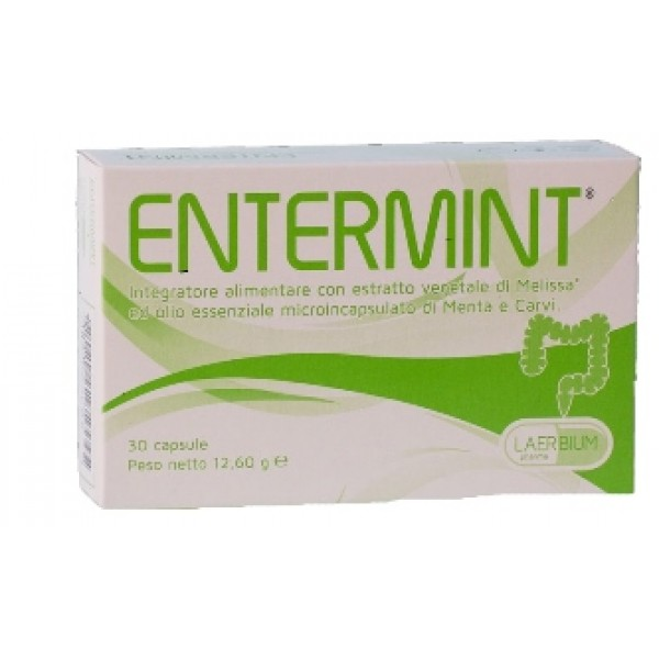 ENTERMINT 30 Cps 420mg