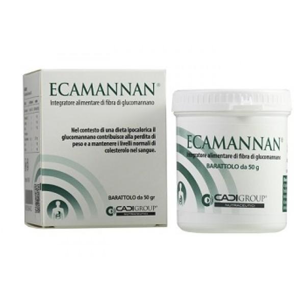 Ecamannan - Integratore alimentare per p...