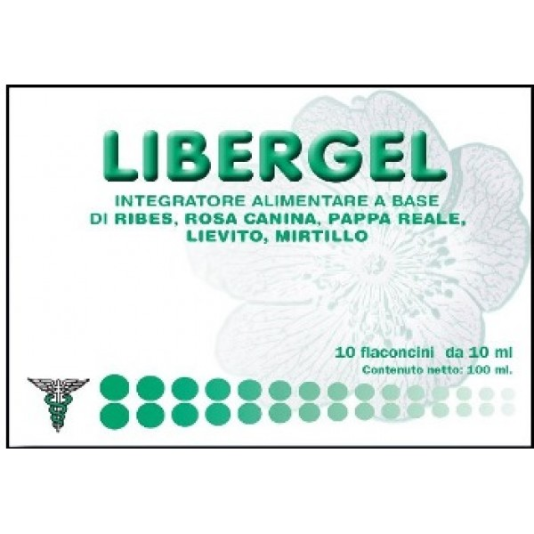 LIBERGEL 10fl.10ml